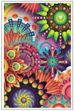 Website Internet Username Password Diary Journal Book Logbook Colorful Mandala