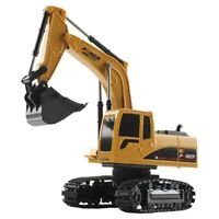 5CH Remote Control Excavator,Remote Control Truck RC Tractor Construction Ve g1t