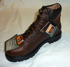"Timberland Pro Womens Size 6 M Medium Rigmaster 6"" Waterproof Work Boot BROWN"