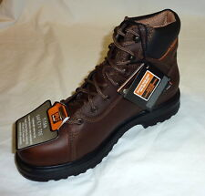 "Timberland Pro Womens Size 6 M Medium Rigmaster 6"" Waterproof Work Boot BROWN"