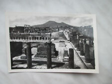 AK Pompei FORO 1 Stück neu Civile lt. Foto