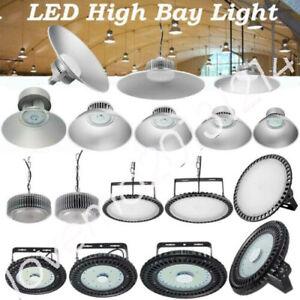 ⭐LED High Bay Light Low Bay UFO Warehouse Industrial Factory Garage Lights⭐ MD