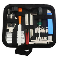 Acoustic Electric Luthier Guitar Repairing Kit Ukulele Setup Maintenance Bags