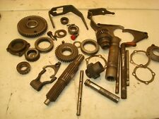 1952 Ford 8n Tractor Misc. 4 Speed Transmission Gears Forks Shafts Parts