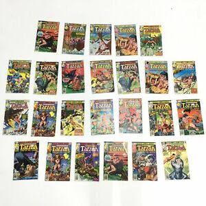 Tarzan Lord of the Jungle Vintage Comic Book Collection Circa 1970s Marvel #661