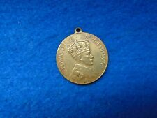 1937 EDWARD VIII KING & EMPEROR CORONATION MEDAL STRUCK BY ROWNTREES COCOA
