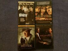 The Departed, Gangs of New York, Road to Perdition, Collateral