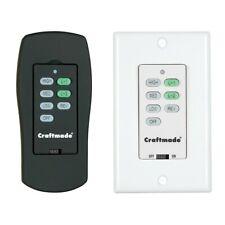 Craftmade Mia ICS Wall & Remote Control System - MI-ICS-AN