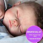 Reborn Doll Kit, vinyl baby doll kit- Sadie  unpainted kit to make your own doll