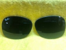 Ray Ban RB2132 New Wayfarer G15 Replacement Lenses Size 52mm Green