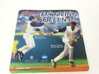 Cleveland Indians Baseball MLB Mouse Pad 2003 Dazzling Defense