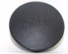 Used Caltar 52mm Slip on Front Lens Cap for 49mm filter rim  S332003