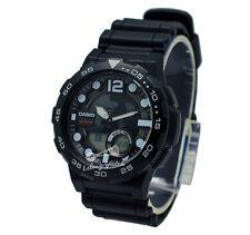 -Casio AEQ100W-1A Analog-Digital Watch Brand New & 100% Authentic