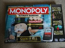 Monopoly Ultimate banking  spares select items