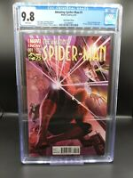 AMAZING SPIDER-MAN #1 CGC 9.8 1:75 Alex Ross Variant 1st Appearance Cindy Moon
