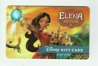 DISNEY Gift Card - Princess Elena of Avalor - No Value - I Combine Shipping