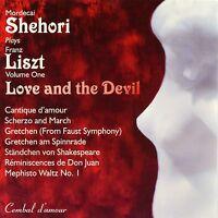 Mordecai Shehori Plays Liszt, Vol. 1