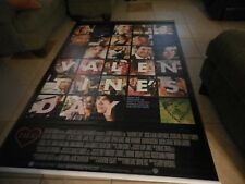 "Very Large Vinyl Movie Banner of  ""VALENTINE'S DAY"" 95"" X 60""."