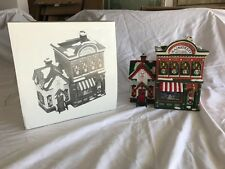 DEPT 56 -  THE ORIGINAL SNOW VILLAGE - MAINSTREET GIFT SHOP  - IN ORG BOX