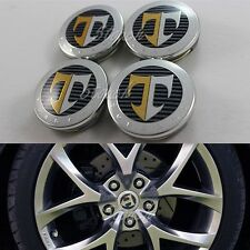 Hyundai Tiburon Coupe TUSCANI [T] 17 INCH Center Wheel Cap Set 03-08 GENUINE OEM