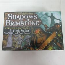 Flying Frog Productions Shadows of Brimstone Flesh Stalkers & Drones Deluxe Pack