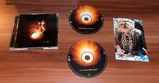 PATRICIA KAAS * France *, Original signed CD COVER * Rendez-Vous * + CD
