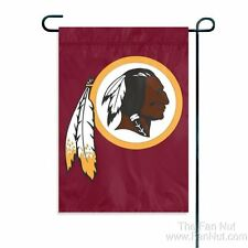 Washington Redskins GARDEN Window Flag Banner Applique Embroidered Football