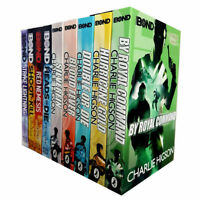 Young Bond Series Collection By Charlie Higson & Steve cole 9 Books Set Pack NEW