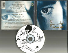 Rolling Stones RONNIE WOOD w/ DEF LEPPARD Show Me USA CD single IAN McLagan Ron