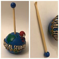 Universal Studios Japan Marvel Spider-Man: MIMIKAKI Ear Wax Removal Bamboo Tool!