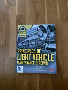 Level 2 Principles of Light Vehicle Maintenance and Repair