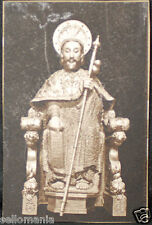 OLD BLESSED SANTIAGO APOSTLE HOLY CARD ANDACHTSBILD SANTINI SEE MY SHOP C744