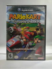 Mario Kart Double Dash Original Nintendo Gamecube game 100% Authentic Tested