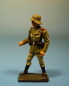 Lineol / Elastolin - Wehrmacht - Artillerie Richtschütze – 7cm Serie 1:24