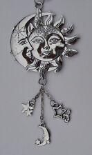 j Celestial Sun Moon hug Car Charm Mirror Ornament Ganz new age love