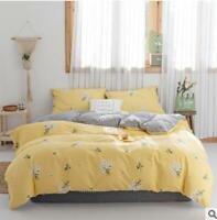 3D Little Daisy ZHUA2860 Bed Pillowcases Quilt Duvet Cover Set Queen King Zoe