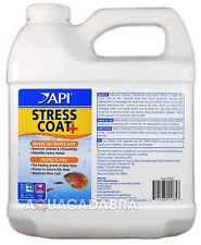 API Stress Coat 1.9L Water Conditioner Dechlorinator Treatment Fresh Aquarium