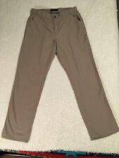 Blackhawk Warrior Wear Khaki Nylon Pants Size 40x36