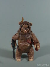 STAR WARS FLITCHEE VINTAGE COLLECTION EWOK BATTLE ENDOR TOYS R US TRU VC LOOSE