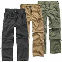 Brandit Savannah Outdoor Trekking Hose Herren Zip Off Cargo 3in1 Trousers S-3XL