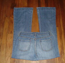 Womens Jeans Size 8 - Old Navy Wide Leg LRBC