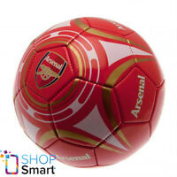 ARSENAL FC SIZE 5 RED BALL 32 PANEL OFFICIAL FOOTBALL SOCCER CLUB TEAM NEW