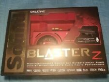 Creative Labs 70SB150000000 Sound Blaster Z Pcie with beamforming mic included