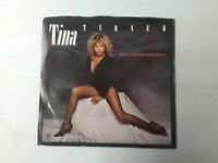 "Tina Turner-What's Love Got To Do With It 7"" Vinyl Single 1984 With Pic Sleeve"