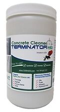 NEW Concrete and Driveway Cleaner by TERMINATOR HSD 2 LB FREE SHIPPING