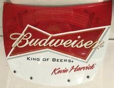 Nascar Kevin Harvick Budweiser Lexan Hood Lot 2151