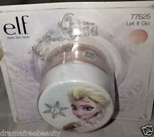 elf e.l.f. Snow &Ice Disney ELSA Frozen Icing Eyeshadow/Eyeliner Pot *LET IT GO*