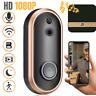 1080P WiFi Smart Doorbell Camera Chime Video Intercom Wireless Security Kit