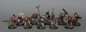 White Scars Space Marines #2    Pro painted   warhammer wh40k  astrates