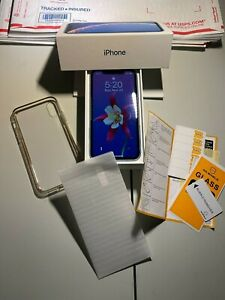 iPhone X 64G Blue
